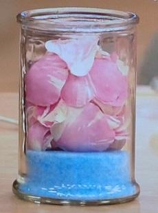 バラのドライフラワーの作り方!粉の乾燥剤で【ごごナマ】